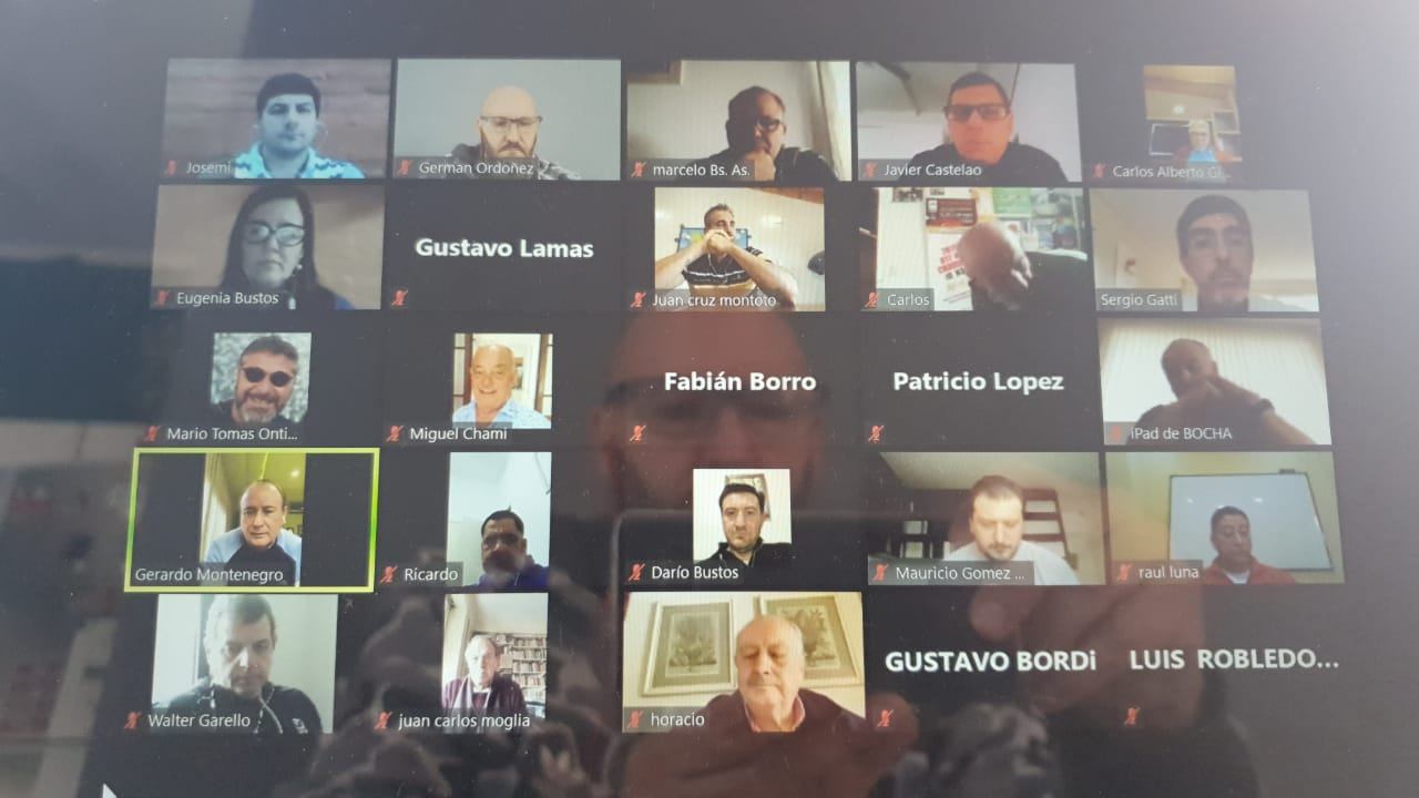 La Pampa participó de la reunión del Consejo Directivo de CABB