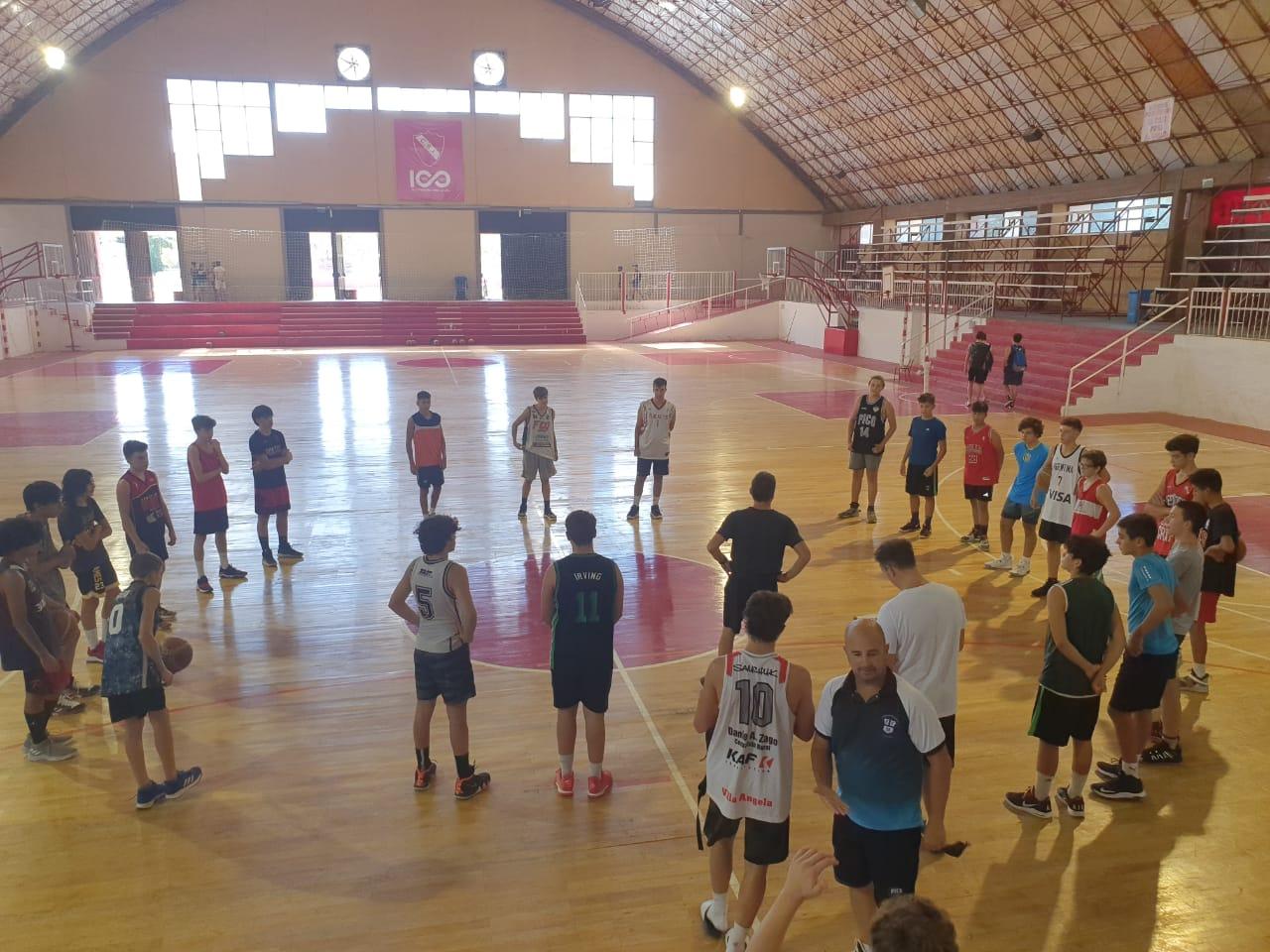 Alba: «Más de 160 deportistas pasaron por el Circuito de Tecnificación»