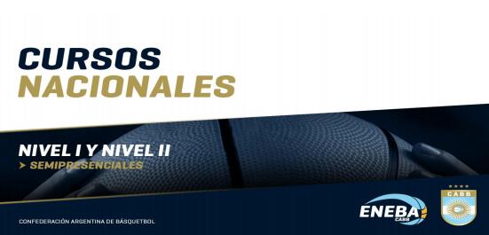 II Edición: Cursos Nacionales ENEBA Niveles I y II
